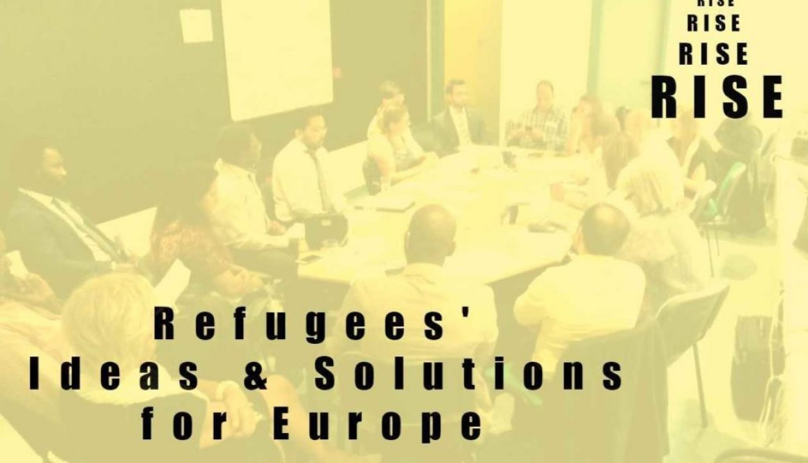RISE-Refugees' Ideas and Solutions for Europe-Network