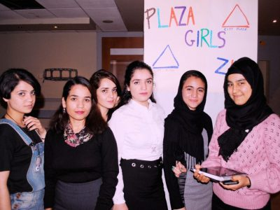 The City Plaza Girls Issued their own Magazine and Won the Pulitzer of Our Hearts
