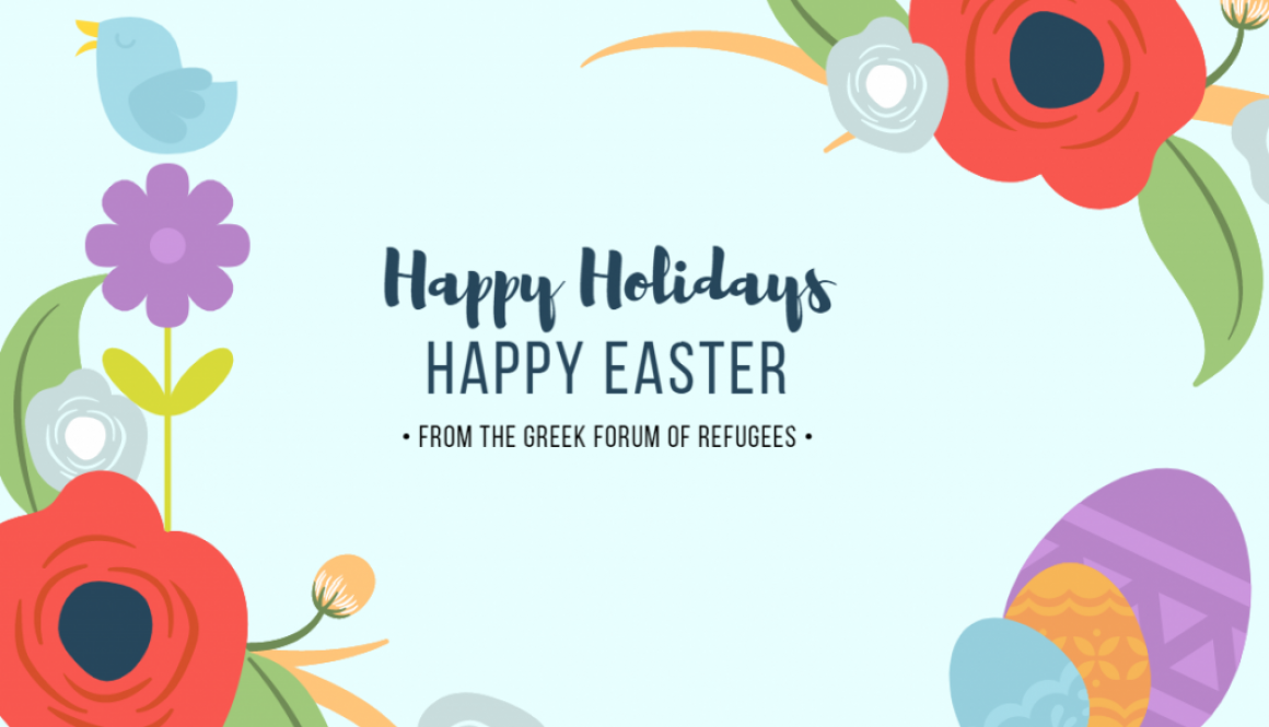 Greetings for a Happy Easter
