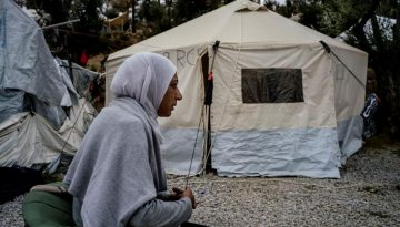 Dire risks for women asylum seekers in Greece