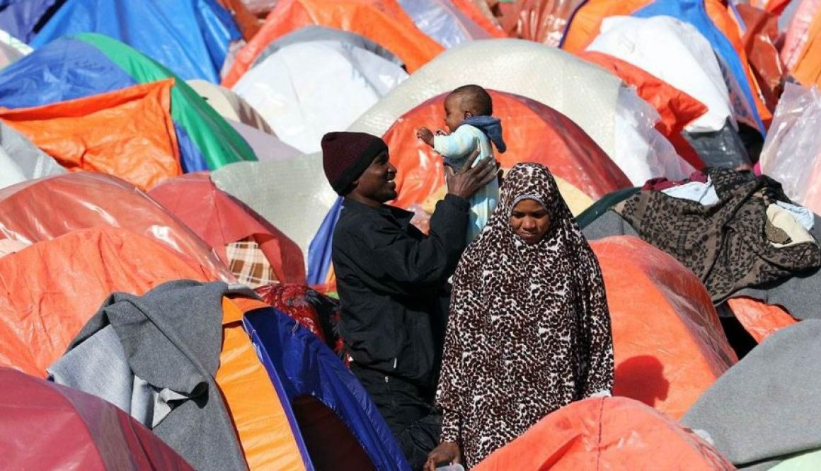 The Evolution of the Refugee Crisis