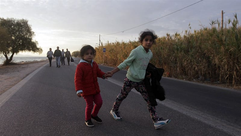Europe must process refugees 'more creatively'