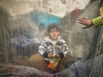 Five myths about the refugee crisis.
